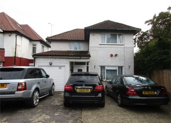 Thumbnail 4 bedroom detached house for sale in Forty Avenue, Wembley