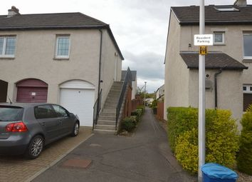Thumbnail 1 bed flat to rent in South Gyle Wynd, Edinburgh, Midlothian