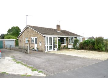Thumbnail 2 bedroom semi-detached bungalow for sale in Bridgewater Road, Brackley