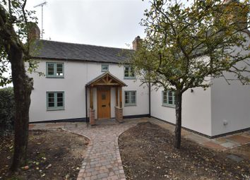 Thumbnail 3 bed detached house to rent in The Common, Quarndon, Derby
