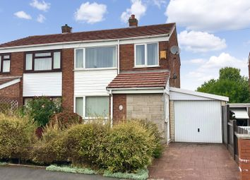 Thumbnail 3 bed semi-detached house for sale in Philips Avenue, Farnworth, Bolton
