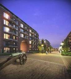 Thumbnail 1 bedroom flat for sale in Pavilion Square, Royal Asenal Riverside, Woolwich, London
