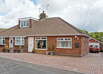 Thumbnail 2 bed bungalow for sale in Coupe Drive, Weston Coyney, Stoke-On-Trent