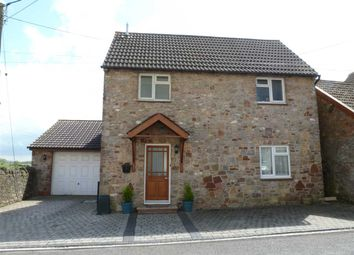 Thumbnail 4 bed detached house to rent in Old Coach Road, Cross, Axbridge