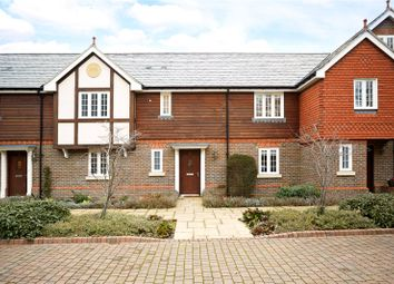 Thumbnail 3 bed terraced house for sale in Sir Visto Mews, Chalk Lane, Epsom, Surrey