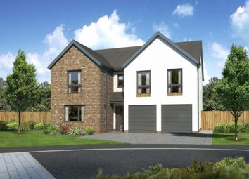 "Thumbnail 5 bedroom detached house for sale in ""Malborough"" at Countesswells Park Place, Countesswells, Aberdeen"