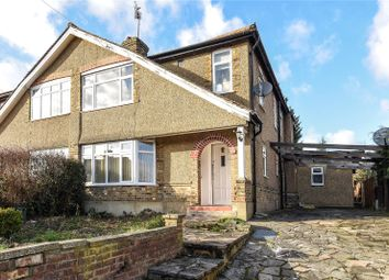 Thumbnail 4 bed semi-detached house for sale in Hill Lane, Ruislip, Middlesex