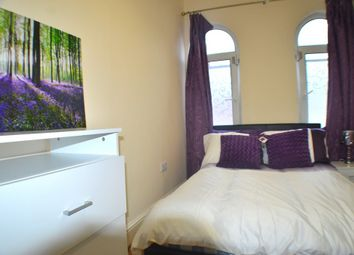 Thumbnail 6 bedroom shared accommodation to rent in Leopold Street, Derby