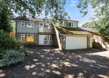 Thumbnail 4 bed detached house for sale in Croydon Road, Keston