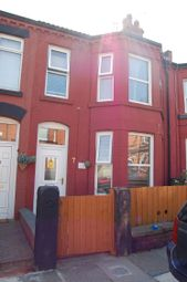 4 bed terraced house for sale in Albert Road, Tranmere, Birkenhead CH42