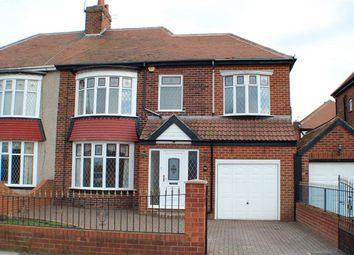 Thumbnail 3 bed semi-detached house for sale in Grosvenor Road, South Shields