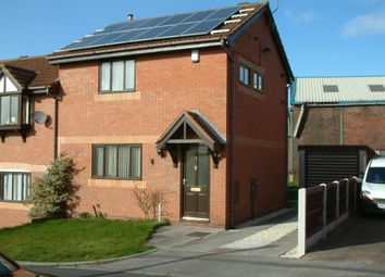Thumbnail 2 bed semi-detached house to rent in Newbiggin Close, Rotherham