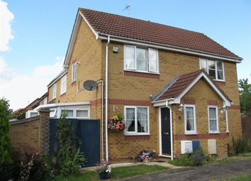 Thumbnail 1 bed end terrace house for sale in Stewarts Mill Lane, Abbeymead, Gloucester