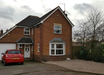 Thumbnail 4 bedroom property to rent in Longmeadow, Wootton, Northampton