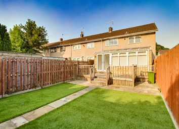Thumbnail 3 bed terraced house for sale in Worcester Path, Llanyravon, Cwmbran