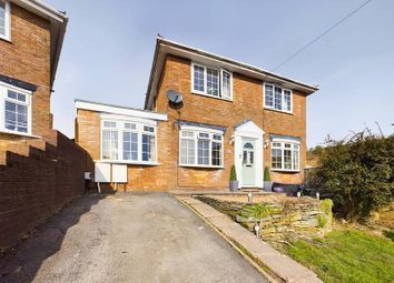 Thumbnail 4 bed detached house for sale in Llanwonno Close, Pontypridd, Rhondda, Cynon, Taff.