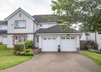 Thumbnail 4 bedroom detached house for sale in Alpin Drive, Dunblane