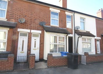Thumbnail 3 bed terraced house for sale in Davenport Road, Derby