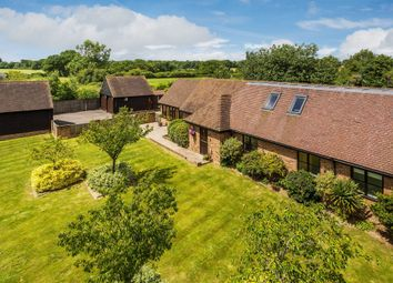 Thumbnail 3 bed barn conversion for sale in Eastbourne Road, Blindley Heath, Lingfield