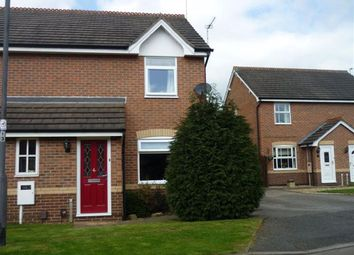 2 bed semi-detached house to rent in Hadleigh Close, Toton, Beeston, Nottingham NG9
