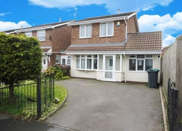 Thumbnail 3 bed detached house for sale in Gladstone Drive, Tividale, Oldbury