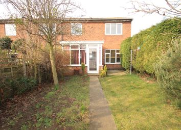 Thumbnail 2 bed end terrace house to rent in Hallam Close, Bessacarr, Doncaster