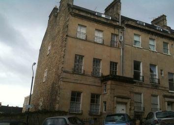 Thumbnail 6 bed maisonette to rent in Burlington Street, Bath