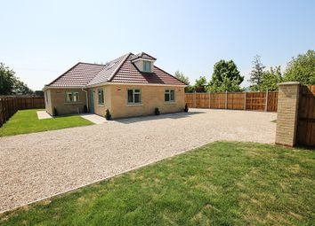 Thumbnail 4 bed detached house for sale in Barcham Road, Soham