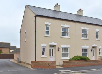 Thumbnail 3 bed end terrace house for sale in Broad Mead Avenue, Great Denham, Bedford
