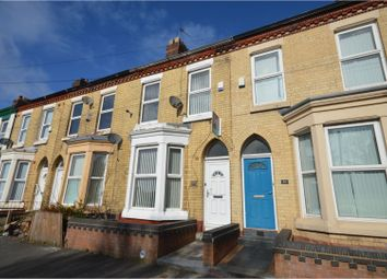 Thumbnail 4 bed terraced house to rent in Belmont Road, Liverpool