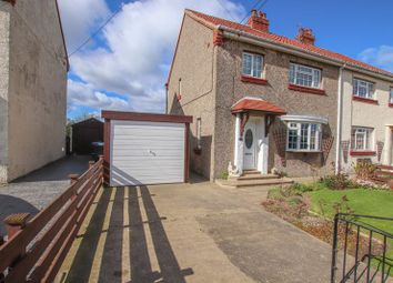 Thumbnail 3 bed semi-detached house for sale in Seaton Close, Staithes, Saltburn-By-The-Sea
