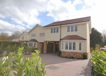 Thumbnail 5 bedroom detached house for sale in The Street, Takeley, Bishop's Stortford
