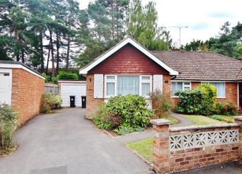 Thumbnail 3 bed semi-detached bungalow for sale in Brookwood, Woking, Surrey