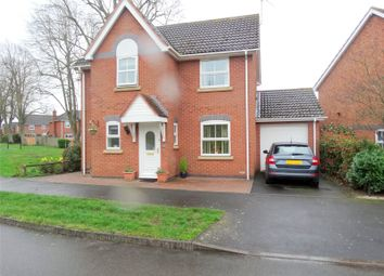 Thumbnail 3 bedroom detached house for sale in Salamanca Drive, Norton, Worcestershire