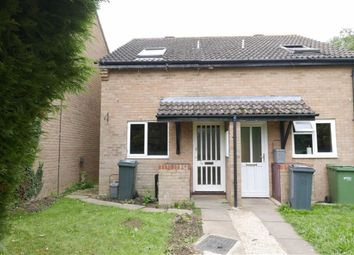 Thumbnail 1 bed semi-detached house for sale in Everside Close, Cam