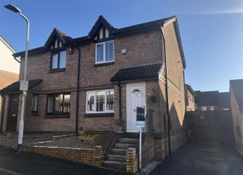2 bed semi-detached house for sale in West Park Drive, Plympton, Plymouth PL7