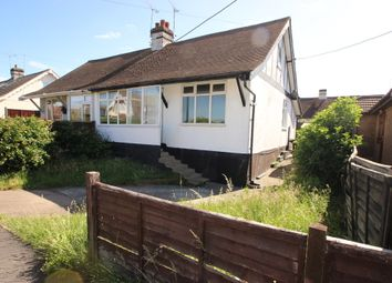 Thumbnail 2 bed semi-detached bungalow to rent in Craven Avenue, Canvey Island