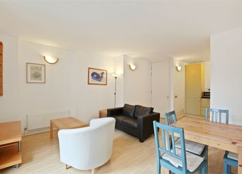 Thumbnail 1 bed flat for sale in Becquerel Court, West Parkside, London