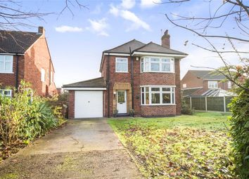 Thumbnail 4 bedroom detached house for sale in Ashby Road, Scunthorpe