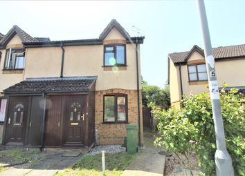 Thumbnail 2 bed semi-detached house to rent in Little Orchards, Aylesbury