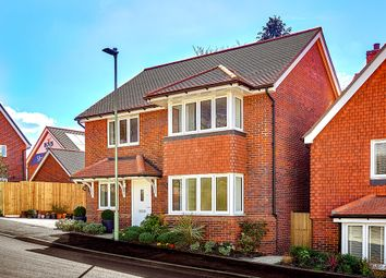 "Thumbnail 4 bed detached house for sale in ""The Canterbury"" at Bow Lake Gardens, Bishopstoke, Eastleigh"