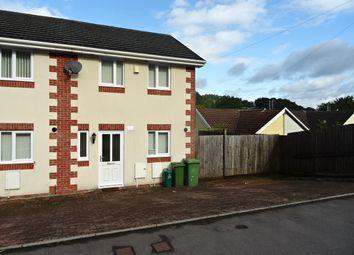 3 bed end terrace house to rent in Coedpenmaen Road, Trallwn, Pontypridd CF37