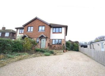 Thumbnail 3 bed semi-detached house for sale in West End Lane, Warfield, Berkshire