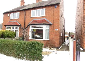 Thumbnail 3 bed semi-detached house for sale in Wellington Street, Long Eaton, Long Eaton