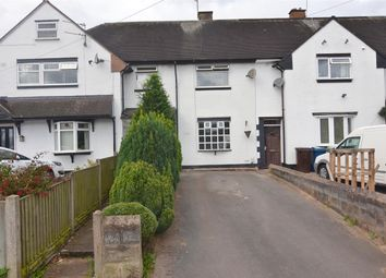 Thumbnail 3 bed terraced house for sale in Rickerscote Road, Stafford