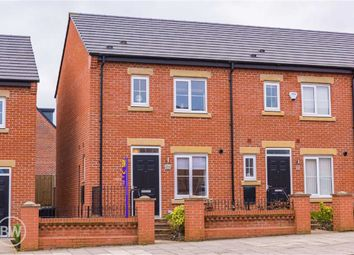 Thumbnail 3 bedroom end terrace house for sale in Plank Lane, Leigh, Lancashire