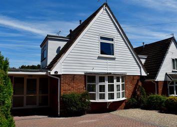 Thumbnail 3 bed detached house for sale in Huntsmans Corner, Wrexham