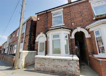 Thumbnail 3 bed end terrace house to rent in Hunloke Road, Holmewood, Chesterfield, Derbyshire