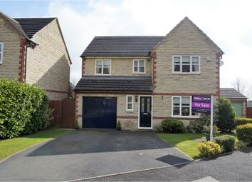 Thumbnail 4 bed detached house for sale in Foxglove Close, Newton Aycliffe