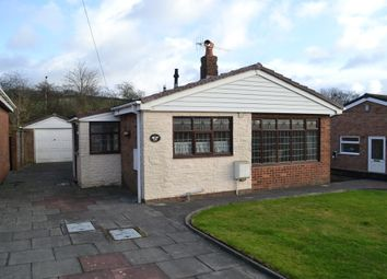 Thumbnail 2 bed detached bungalow for sale in St. Martins Road, Talke Pits, Stoke-On-Trent